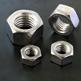 304 Stainless Steel Hex Nuts