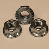 347 Stainless Steel Serrated Flange Nuts