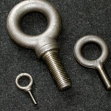 A193 SS Eye Screws