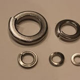 AISI 317 Stainless Steel Split Washers
