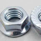 ASTM A193 B8M Serrated Flange Nuts