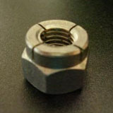 Monel 400 Self Locking Nuts