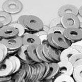 Monel Flat Washers