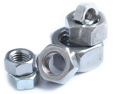 Nickel Hex Nuts