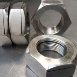 SF467 Monel Heavy Hex Nuts