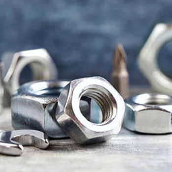 SS 317 Hex Nuts