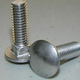 SS UNS S31700 Carriage Bolts