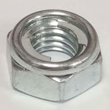 Stainless Steel ASTM A286 Self Locking Nuts